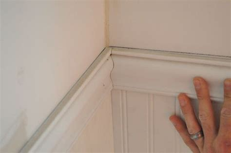 Chair Rail For Beadboard : How To Install Beadboard Wainscoting