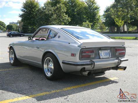 Datsun 240z V8 by 1972 Nissan 240z Ford V8