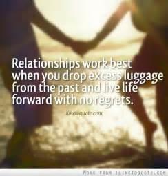 No Regrets Relationship Quotes