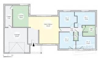 plan maison plain pied yvelines