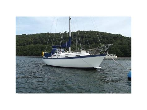 Sailboat Vancouver by Vancouver 28 In Devon Sailboats Used 04810 Inautia