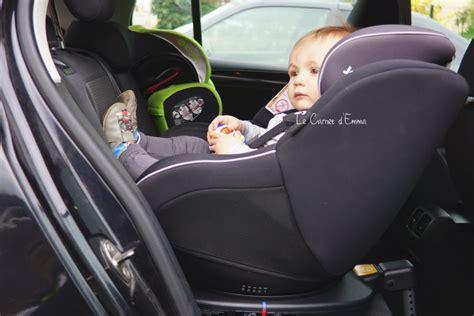 crash test siege auto boulgom on a testé le siège auto spin 360 de joie le carnet d 39