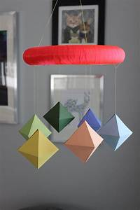 Mobile Baby Diy : how to make a baby mobile cute and colorful ideas ~ Buech-reservation.com Haus und Dekorationen
