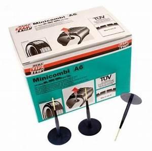 Kit Réparation Pneu Tubeless Professionnel : r parer une crevaison sur un pneu de moto ~ Melissatoandfro.com Idées de Décoration