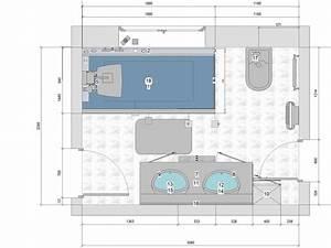 Plan 3d Salle De Bain : easyshower un configurateur 3d pour accompagner les ~ Melissatoandfro.com Idées de Décoration
