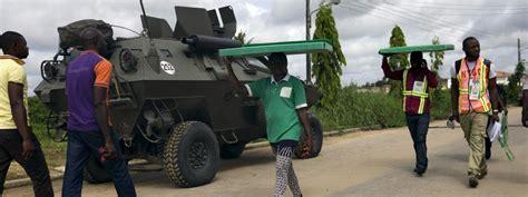Nigeria  Au Moins Deux Morts Dans L'attaque De Bureaux De