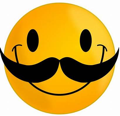 Smiley Mustache Clipart Vector 1824 1995