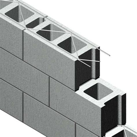 block mesh truss  masonry block concrete masonry