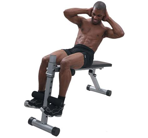 chair sit ups arnold b 300 foldable incline decline sit up bench aibi