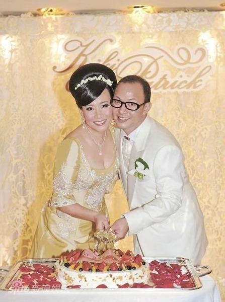 celebrity weddings kiki sheung  patrick lee