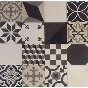 Faience Carreaux De Ciment : carreau de ciment tendance marie claire maison ~ Premium-room.com Idées de Décoration