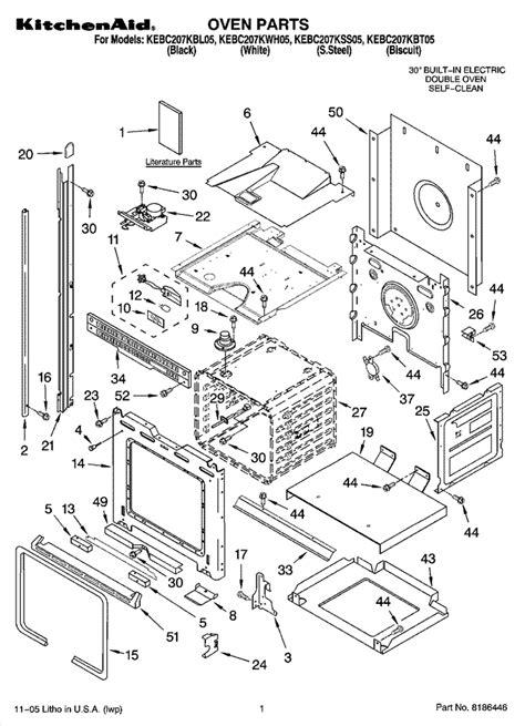 Kitchenaid Parts Ri by Kitchenaid Superba Kitchenaid Superba Parts Oven