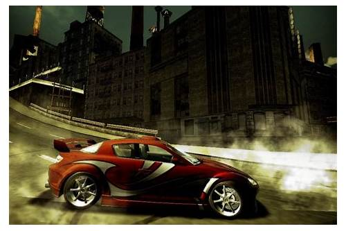 nfs most wanted cracked download