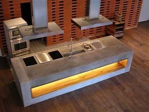 Küche Aus Beton : beton moebel k che beton m bel concrete design pinterest k che betonfu boden und m bel ~ Sanjose-hotels-ca.com Haus und Dekorationen