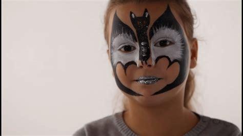 maquillage chauve souris tutoriel maquillage enfant facile