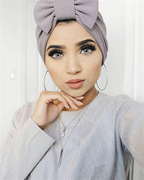 pin  fatima anwar  makeup favorites   hijab