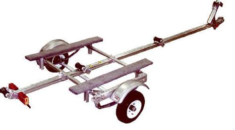Boat R Rollers Canada by Trailer For Acorn Skiff