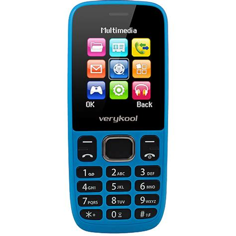 walmart unlocked cell phones verykool i129bds gsm capable cell phone unlocked blue