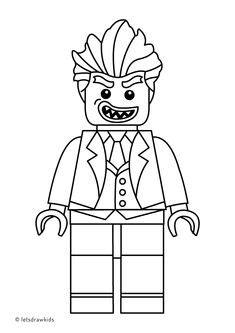 joker kostüm für kinder ausmalbilder lego batman joker lego in 2019 batman ausmalbilder und lego batman