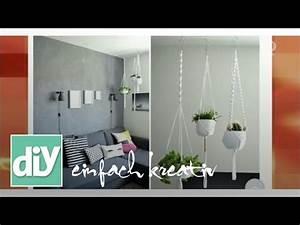 Makramee Blumenampel Diy : gestricktes lace tuch diy einfach kreativ doovi ~ Heinz-duthel.com Haus und Dekorationen