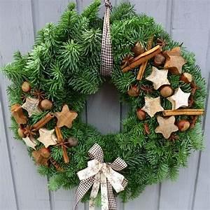 Kränze Binden Efeu : bildergebnis f r kr nze aus sten weihnachtsdekoration ~ Watch28wear.com Haus und Dekorationen