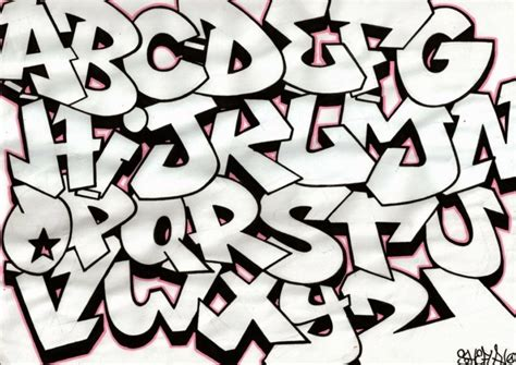 150+ Gambar Grafiti Tulisan Huruf Nama 3d Keren Mudah