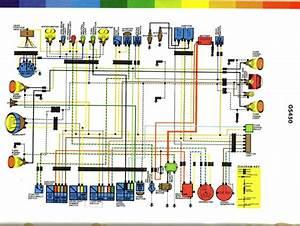 1982 Suzuki Gs450 Wiring Help