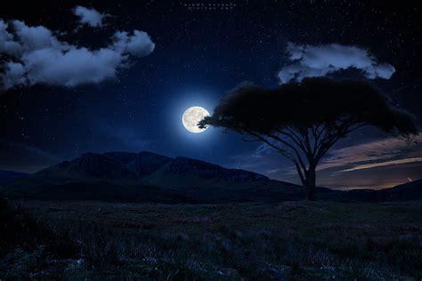 moon  nikosa  deviantart