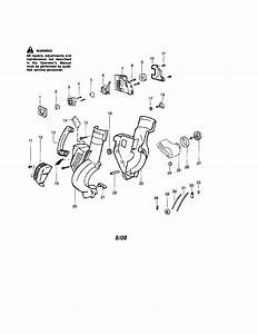 Craftsman Blower  Vac Parts