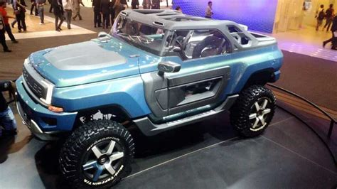 troller  xtreme concept  hint future ford bronco