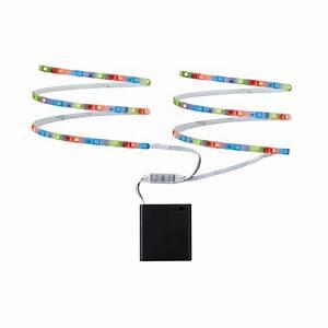 Ruban Led à Pile : ruban led mobile 2 x 80 cm a piles kits ruban led ~ Dailycaller-alerts.com Idées de Décoration