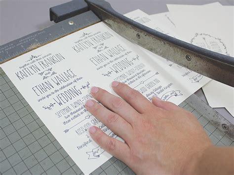 place insert diy tutorial free printable wedding invitation set boho