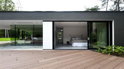 Modern Open Plan House Design Ultra Modern Small House