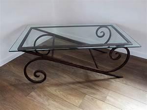Meuble En Fer : meubles en fer forge 7906 ~ Teatrodelosmanantiales.com Idées de Décoration