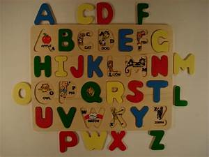 letters of the alphabet puzzle in vancouver letgo With alphabet letter puzzles