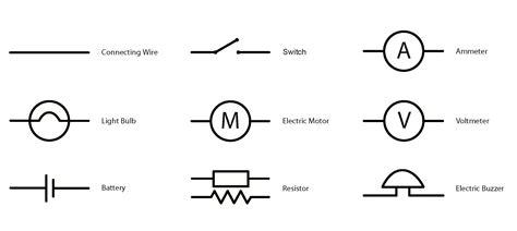 Electronic Schematic Symbols Sendb
