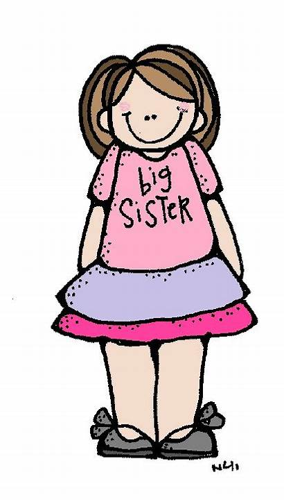 Sister Clipart Clip Brother Melonheadz Sisters Brothers