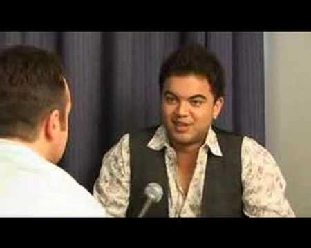 Guy Sebastian Live In Brisbane Trashing Interview Youtube