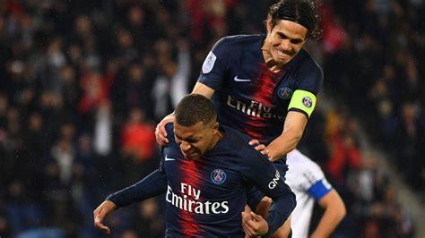 Paris Saint-Germain vs. Dijon FCO - Football Match Report ...