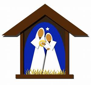 Free Christmas Clip Art Images - Nativity, Wreaths, Trees ...
