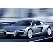 2003 Audi Le Mans Quattro Concept  Images Specifications