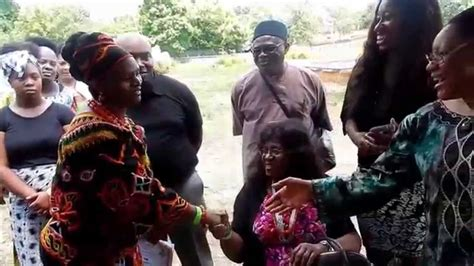 Naming Ceremony At Igbo Village Staunton Virginia 01 Youtube
