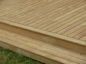 Lame De Bois Pour Terrasse : lames de terrasse en teck ~ Premium-room.com Idées de Décoration