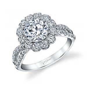 floral engagement rings coast engagement ring trends we coast