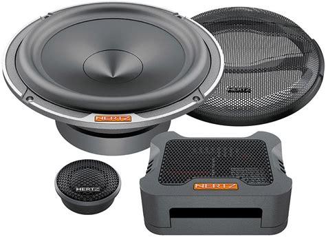 Hertz Mille Mpk 165p.3 Pro Coaxial Speakers