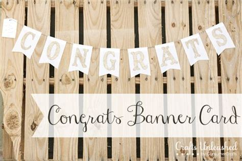 the letter u congratulations banner card seasons fonts and gifts 49498