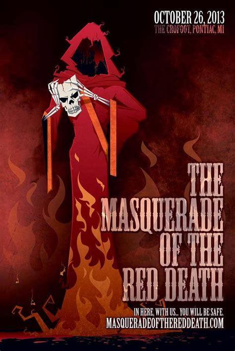 motorcityblog  masquerade   red death