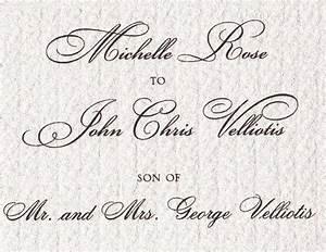 17 Wedding Fonts Calligraphy Images - Wedding Calligraphy ...