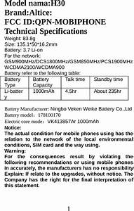 Mobiwires Mobiphone 3g Feature Phone User Manual