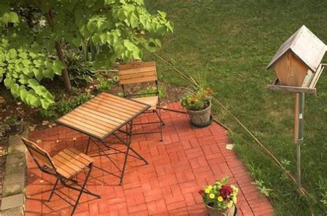 how to build a small backyard patio hubpages